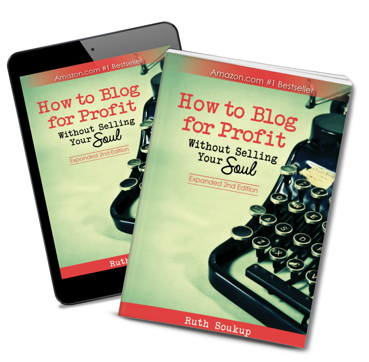 How to Blog for Profit both Formats