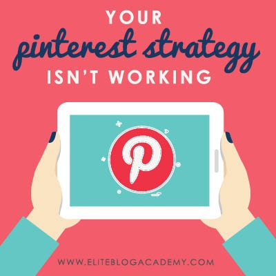 Pinterest got you down? While it might feel like the sky is falling, the truth is that these algorithm changes might just be the best thing that ever happened to your blog--but not for the reason that you think!