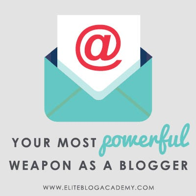 Want to build a stronger connection with your audience? There's no better way than through email! Don't miss these 3 proven strategies for building (and growing) your email list with engaged readers!