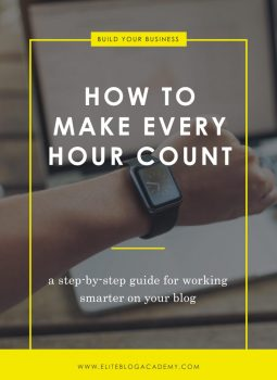 How to Make Every Hour Count