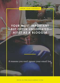 Your Most Important—But Often Underrated—Asset as a Blogger