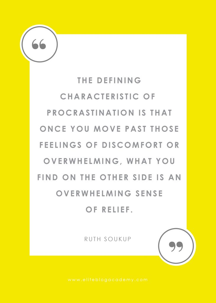 Stop Procrastinating and Get More Done