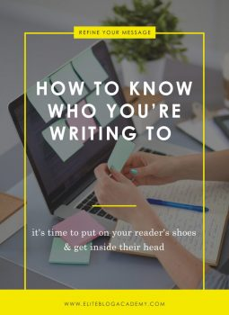 How to Know Who You're Writing To