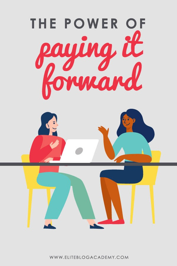 When we only focus on ourselves, we miss out on incredible opportunities to help others, and to grow our own platform in the process. Check out these easy ways you can help other bloggers and promote your blog at the same time!