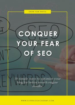 Conquer Your Fear of SEO