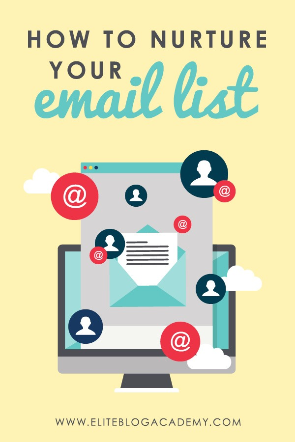 EBA_How to Nurture Your Email List_Vertical