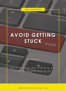 Avoid Getting Stuck