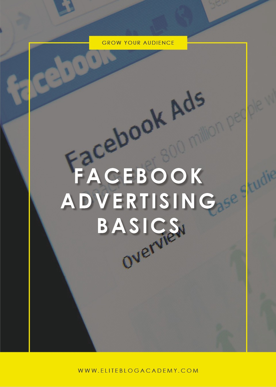 Facebook Advertising Basics | Social Media | Blogging Tools |  | How to Make Money Blogging | Brand New Blogger | Blogging Tips | EBA | Elite Blog Academy | How to Blog | Blogging 101
