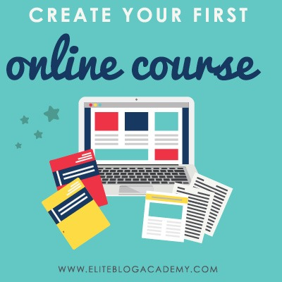 Looking for a new way to make money in your blogging business? Paid, online courses are a great way to generate income and creating them isn't as difficult as you may think. Don't miss these simple steps for creating a course that makes money fast! #onlinecourse #makemoneyonline #makemoneyblogging #blogging #bloggingtips