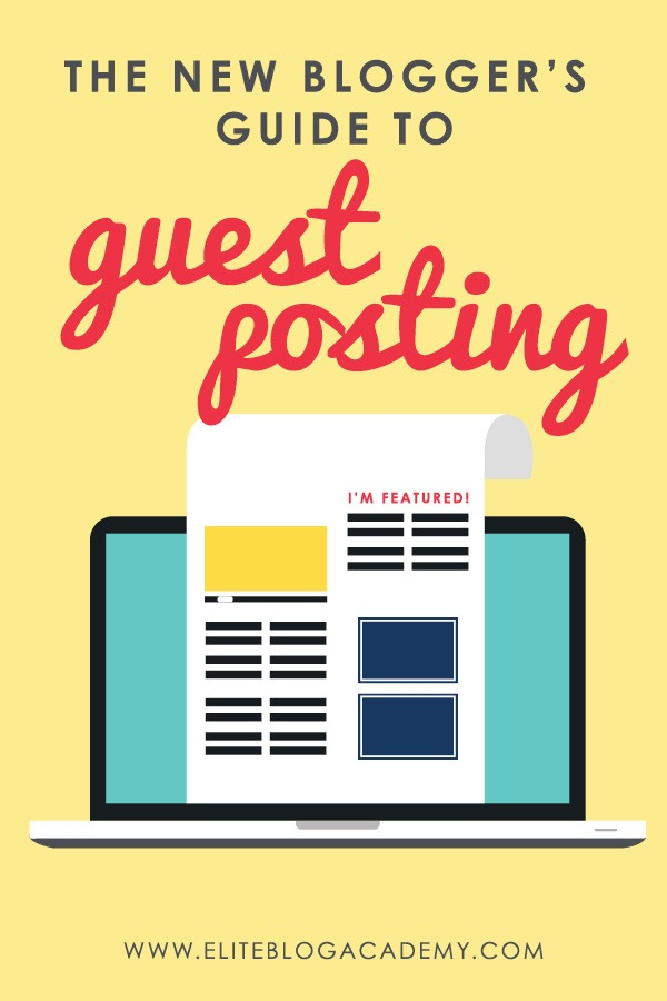 Are you curious about guest blogging but don't know where to start? Guest blogging is an amazing way to gain credibility and exposure with brand new audiences, but it only works when done strategically. Check out this new blogger's guide to guest posting to learn exactly how to get started!