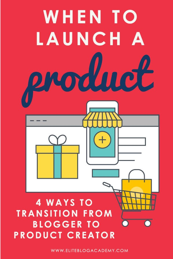 Want to monetize your blog with a product launch but don't think you're ready? It's completely normal to get cold feet, but don't let it stop you! Check out these tips on how to take the leap of faith and launch your first product today!