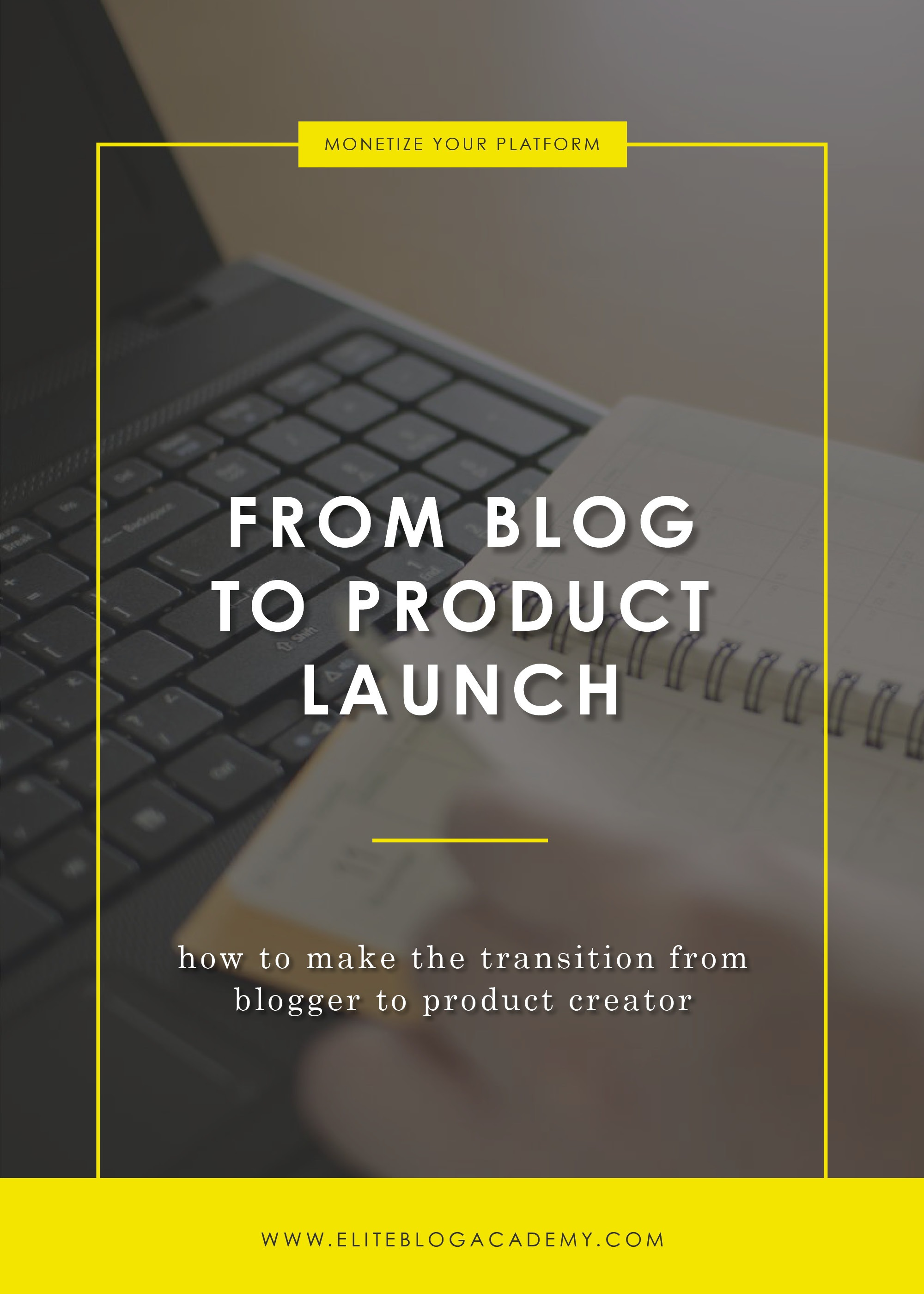 From Blog to Product Launch