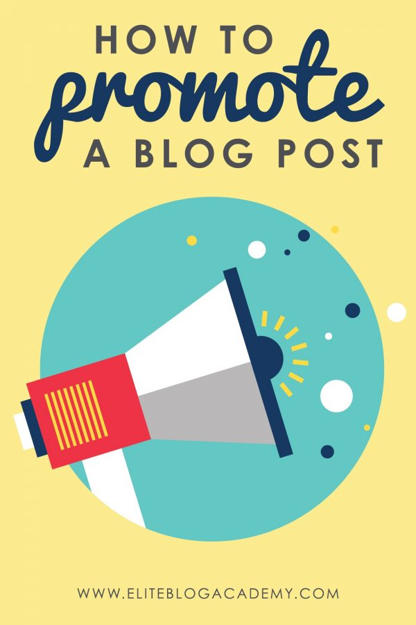 Want to spread the word about your latest blog posts but don't know where to start? Check out these 7 super effective ways to promote your next blog post to new and existing audiences!