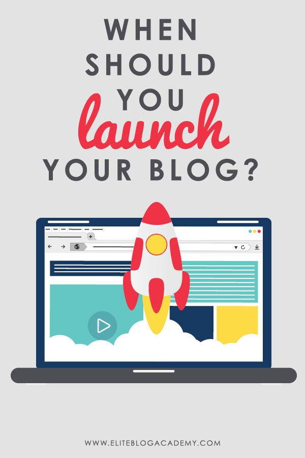 Waiting to launch your blog until everything is perfect? You could end up waiting forever! Check out these reasons why you don't need to wait any longer to launch your blog!