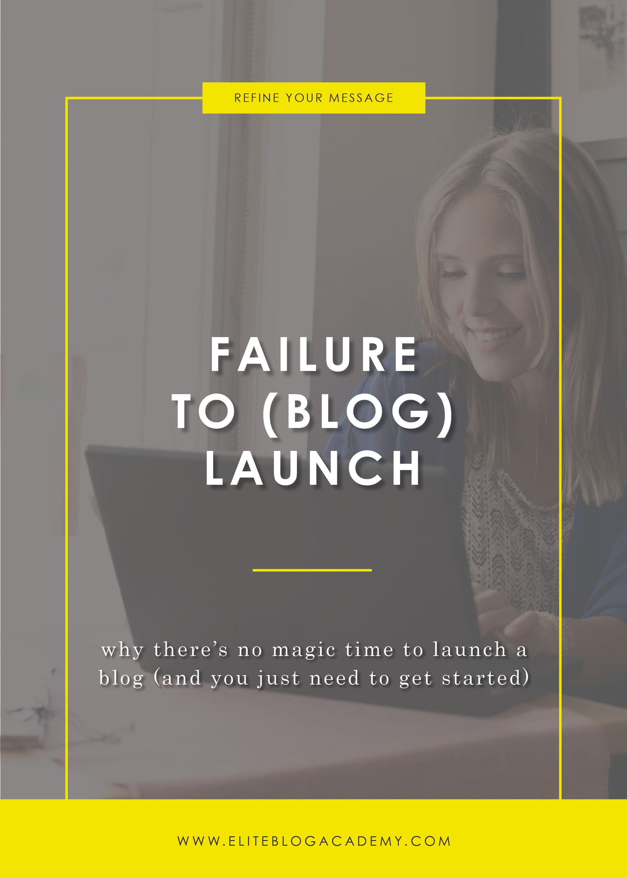 Failure to (Blog) Launch
