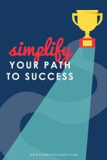 Simplify Your Path to Success