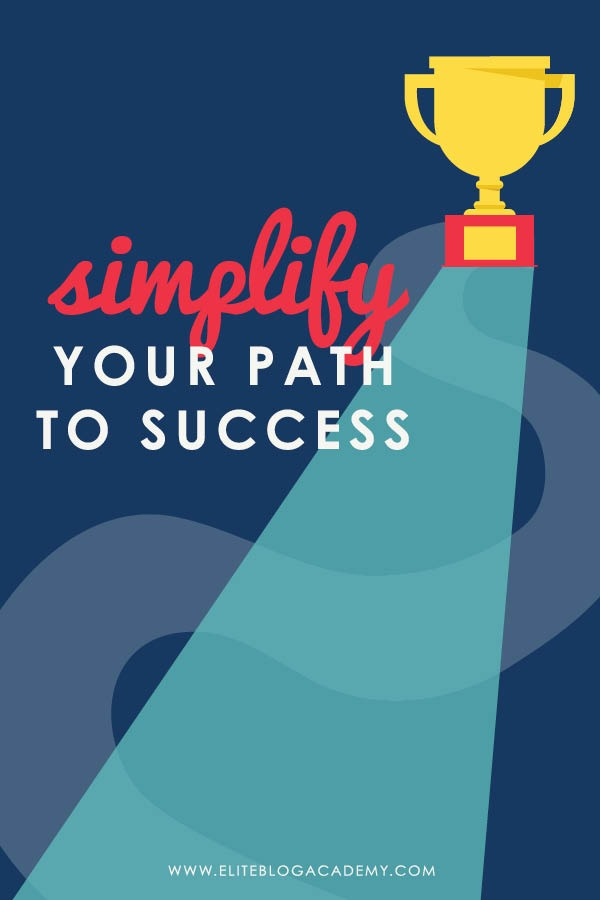 Simplify Your Path to Success | Elite Blog Academy | Building Your Blog's Framework | How to Start a Profitable Blog | Blogging 101 | How to Earn Money Blogging | Blogging for Income | Blog Framework