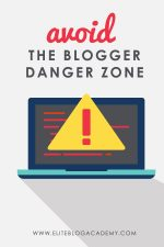 Avoid the Blogger Danger Zone