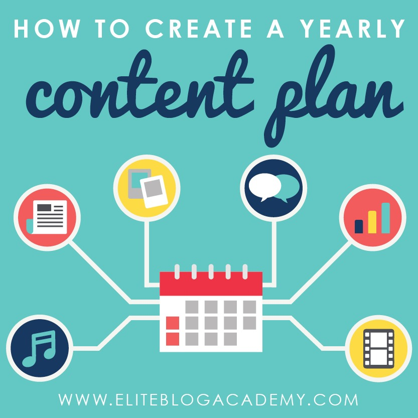Coming up with blog topic ideas is tough! Learning how to plan a blog content calendar can save you time, energy, and headaches in the upcoming months.
