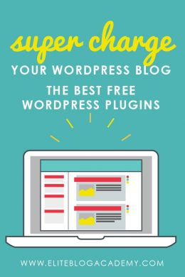 If you use WordPress for your blog, you know how hard choosing the right plugins can be. Here's the best free WordPress plugins to supercharge your blog!