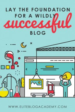 These two strategical tips help new bloggers make it to the next level and lay the foundation for a successful blog. #eliteblogacademy #bloggingsuccess #makemoneyblogging #workfromhome