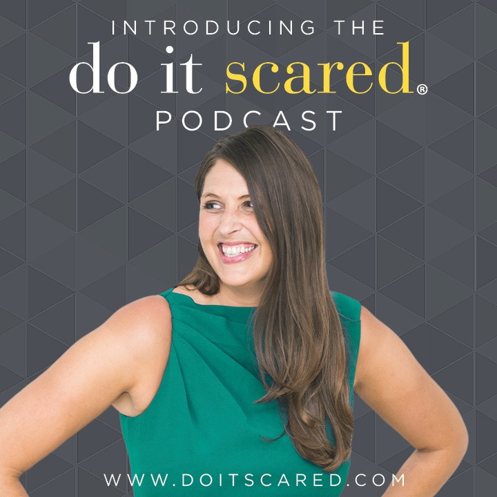 What would you do if fear no longer stood in your way? Courage is simply just action in the face of fear. Are YOU ready to join the Do It Scared Movement? Here's 3 reasons why you should subscribe!