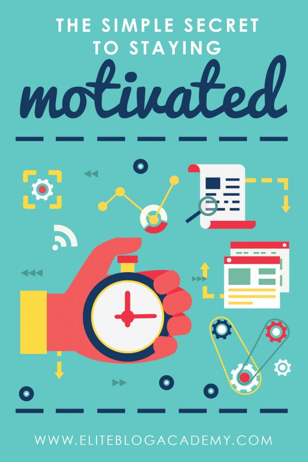 Thinking about giving up your dream of running a successful blogging business? When things get hard, it's tempting to throw in the towel, but sometimes all we need is a push in the right direction. Don't miss these tips to help you find the motivation to go further than you dreamed!