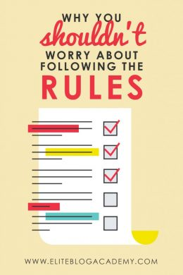 Rules are for Suckers   Learn which rules you should stop following   Do It Scared Podcast with Ruth Soukup