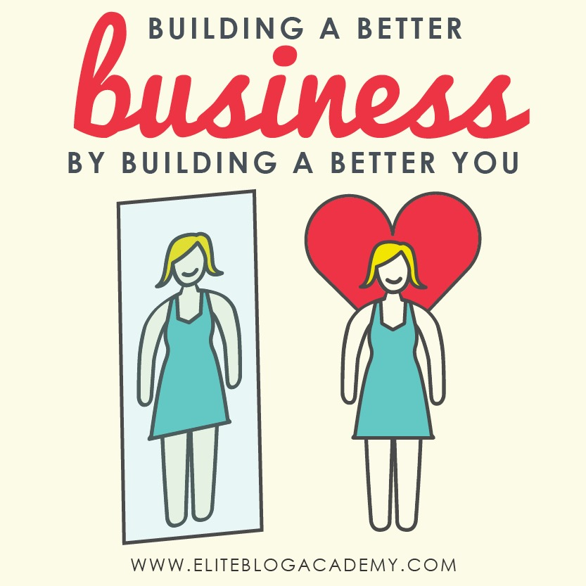 While working on building our online businesses, it can be so easy to let ourselves go. But we may be losing our confidence in the process! Ruth shares how you can build a better business by building a better you! #confidence #bodyimage #doitscaredpodcast