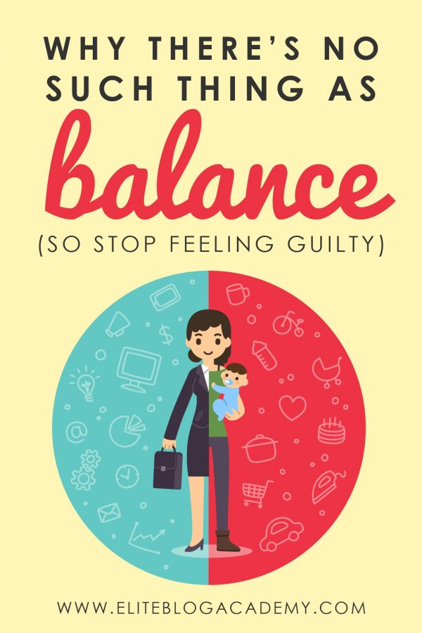 Think your life needs to be more balanced? There's a nagging voice that keeps telling us we should do more, love more, nurture more, give more, serve more, be more present, be more spiritual, and be more intentional. And that voice is always there. All. The. Time. But what if it's lying to us? #balance #livealifeyoulove #doitscared