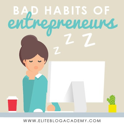 As entrepreneur, we are often balancing so many important tasks. Elite Blog Academy this week is teaching you how to be productive amidst the chaos by showing you exactly what not to do. #eliteblogacademy #productivity #entrepreneur #makemoneyfromhome