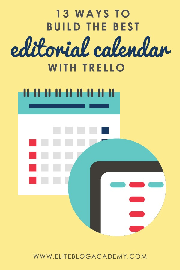 As bloggers, our minds are running a million miles a minute. From new post ideas, technical to-dos, posts in progress, there is always something that needs to be done! Don't miss this post on how to use Trello for creating your editorial calendar for free!