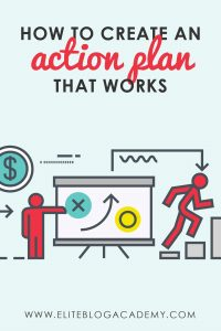 How to Create an Action Plan That Works