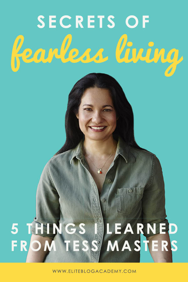 """Do you """"try"""", or do you """"do""""? Tess Masters, better known as the The Blender Girl, shares which one she prefers, and why! In this episode of the Do It Scared Podcast, Tess talks with Ruth about fearless living, putting the right tools in your toolbox, and embracing the worst-case scenario. #doitscaredpodcast #doitscared #ruthsoukup #tessmasters #theblendergirl"""