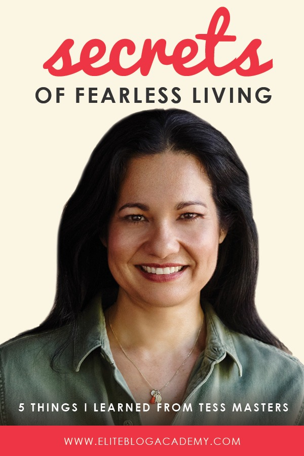 "Do you ""try"", or do you ""do""? Tess Masters, better known as the The Blender Girl, shares which one she prefers, and why! In this episode of the Do It Scared Podcast, Tess talks with Ruth about fearless living, putting the right tools in your toolbox, and embracing the worst-case scenario. #doitscaredpodcast #doitscared #ruthsoukup #tessmasters #theblendergirl"