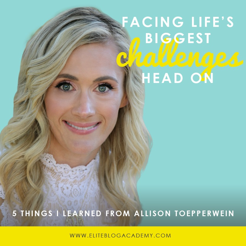 What do you do when facing life's biggest challenges and obstacles? Allison Toepperwein chose to face her challenges head-on. Now a fearless American Ninja Warrior, Allison is truly an inspiration. Learn how she encounters incredibly hard challenges daily and continues to defy the odds in this post. #livingwellspendingless #doitscaredpodcast #americanninjawarrior #allisontoepperwein #ruthsoukup #inspiration #motivation