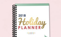 2018 HOLIDAY PLANNER Pinterest2