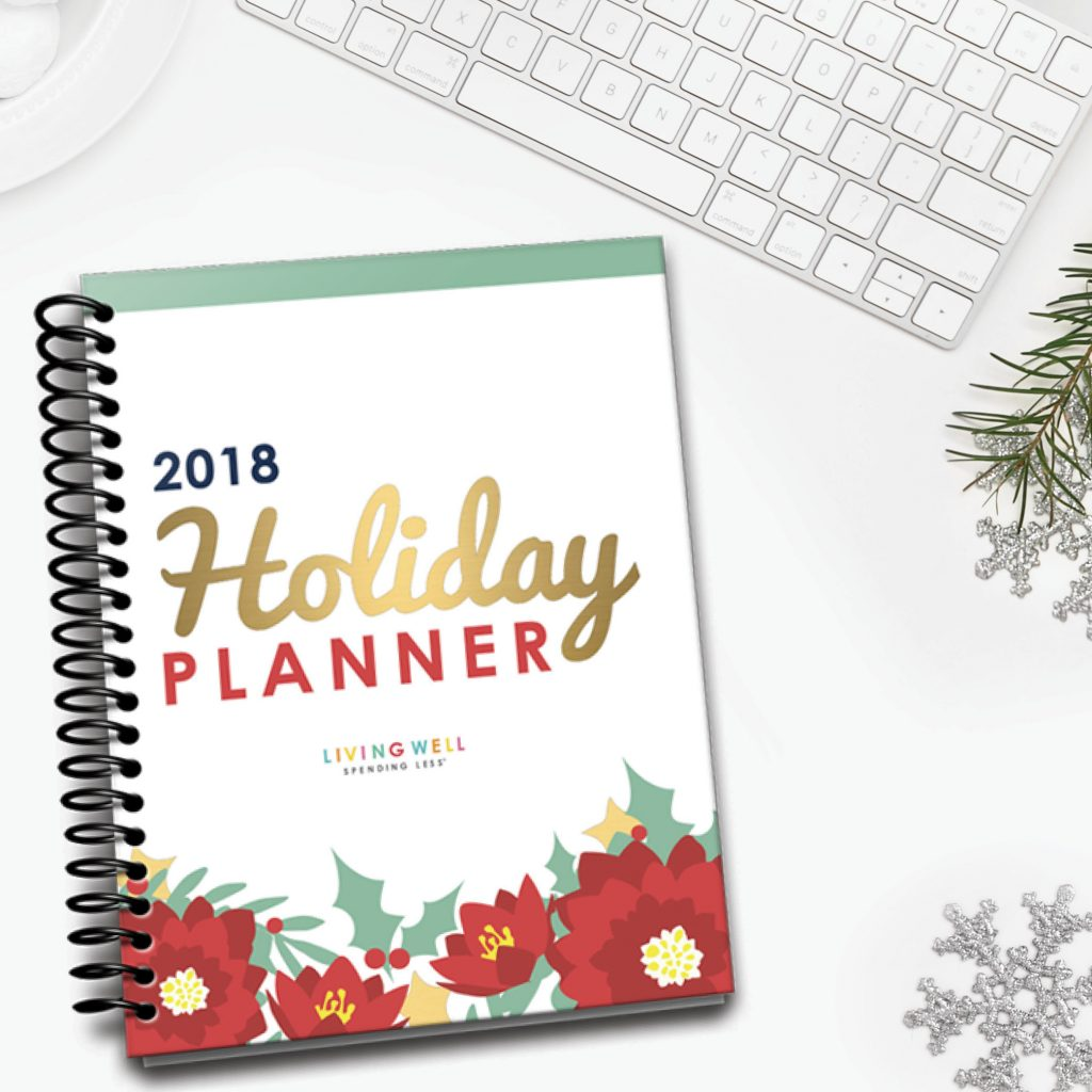 The 2018 Holiday Planner is back! It's FREE, but only for a ltd time! Designed to help you prioritize your time, set a budget, plan your meals, & make the most of your holiday season, our Holiday Planner can help you create more joy & less stress this holiday season! #eliteblogacademy #holidayplanner #freeplanner #christmasplanning #thanksgiving