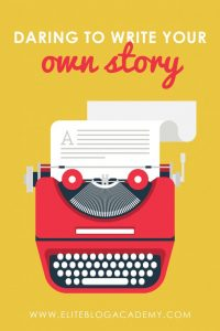 Daring to Write Your Own Story: 5 things I learned from Laura Belgray