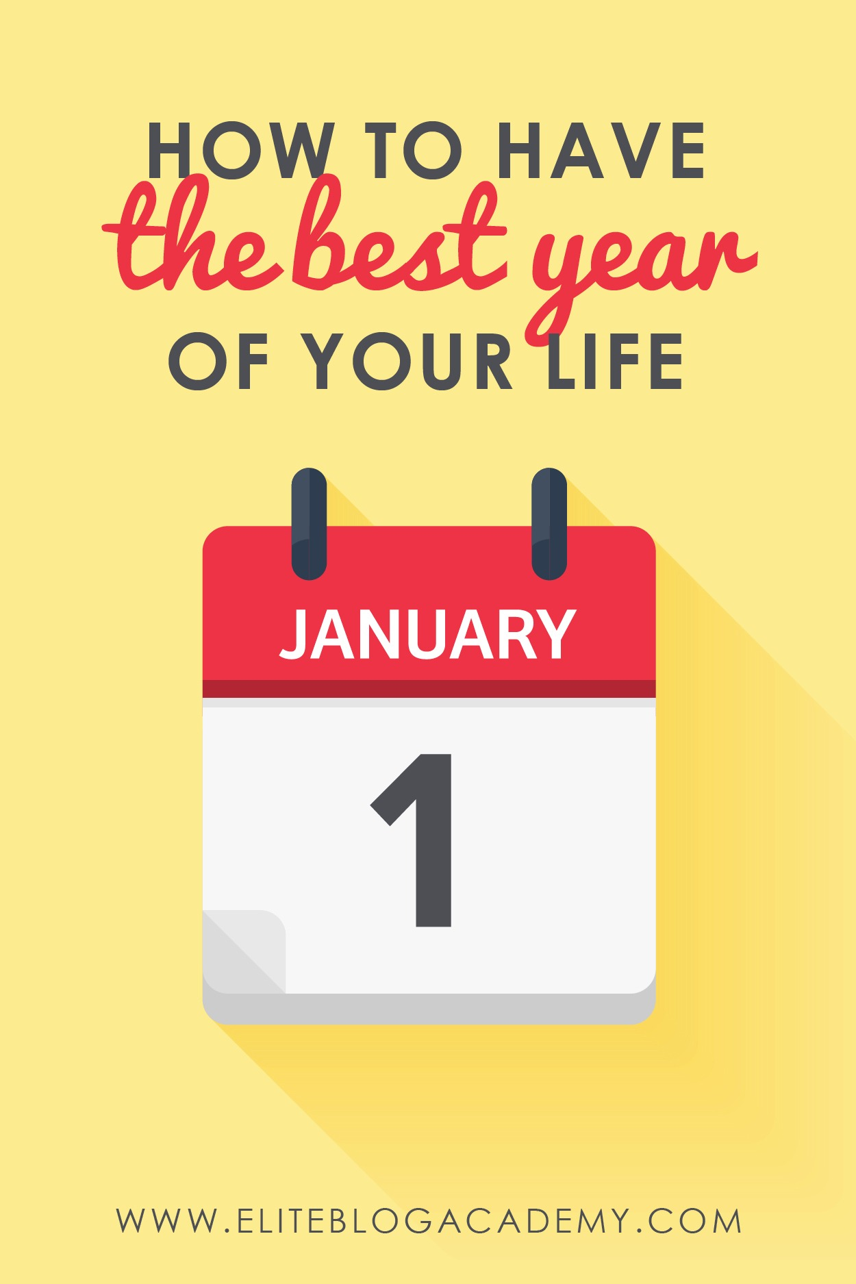 How do you make this coming year the best one yet for your business? The key to creating your best blogging year ever is taking some time to set yourself up for success. In this episode of the Do It Scared podcast, Ruth shares 5 steps you can take right now to have the best year of your life! #bestyearever #doitscared #ruthsoukup #mompreneur #onlinebusinessowner