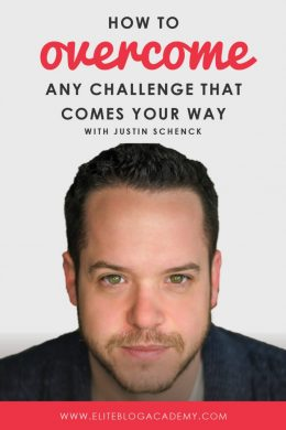 Failure doesn't have to be a bad thing. It can also be the beginning of something new and even better! In this episode of the Do It Scared Podcast, my guest Justin Schenck is a perfect example of how failure can actually lead you towards a life you'll love.