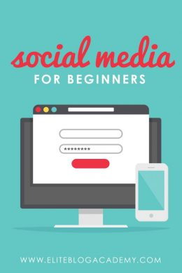 How important is social media at the beginning of your blogging business? While you definitely want creating great content to be at the top of your priorities, there are some things you should do on social media right away! Don't miss this post to find out how to handle social media for your blooming online business.