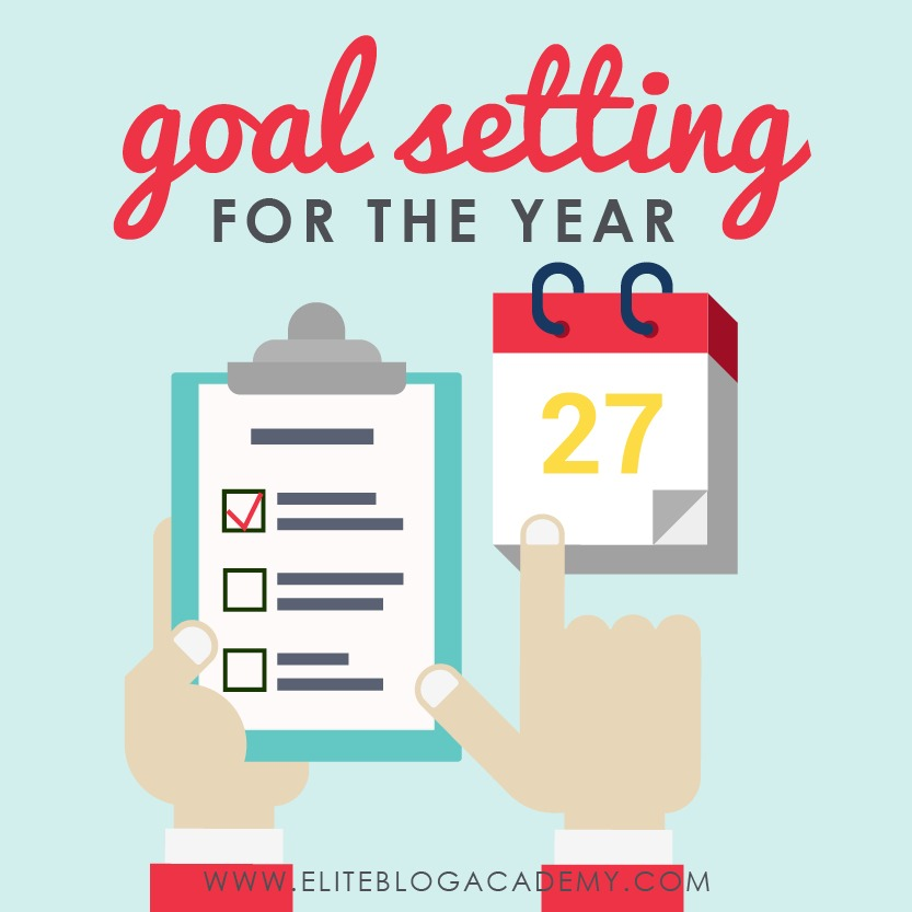 Having goals gives us the direction we need to move forward in our business — to move towards where we want to go. Without them, we're lost. Let's take a deep dive into goals: how to set them for the year, how to keep them, and how to adjust them to make sure we stay on the right path.