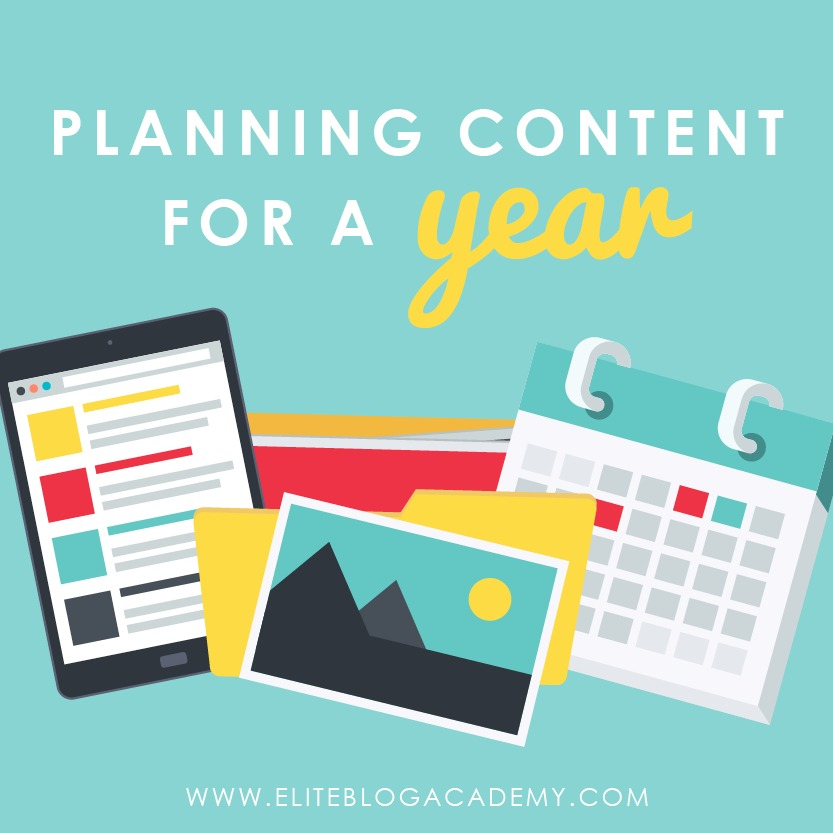 Did you know there's a MUCH better way to plan your blogging content? Don't miss these 5 easy to follow steps to get you away from being a fly-by-the-seat-of-your-pants-blogger, and towards being a more well-prepared and intentional content creator.