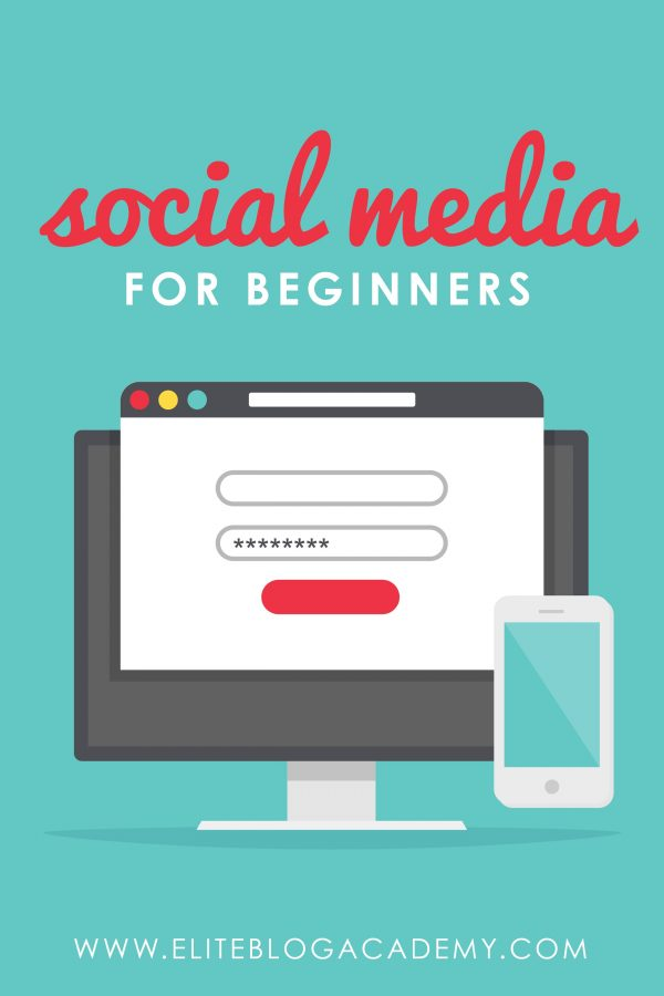 How important is social media at the beginning of your blogging business? While you definitely want creating great content to be at the top of your priorities, there are some things you should do on social media right away! Don't miss this post to find out how to handle social media for beginners. #socialmediatips #bloggingtips #socialmedia