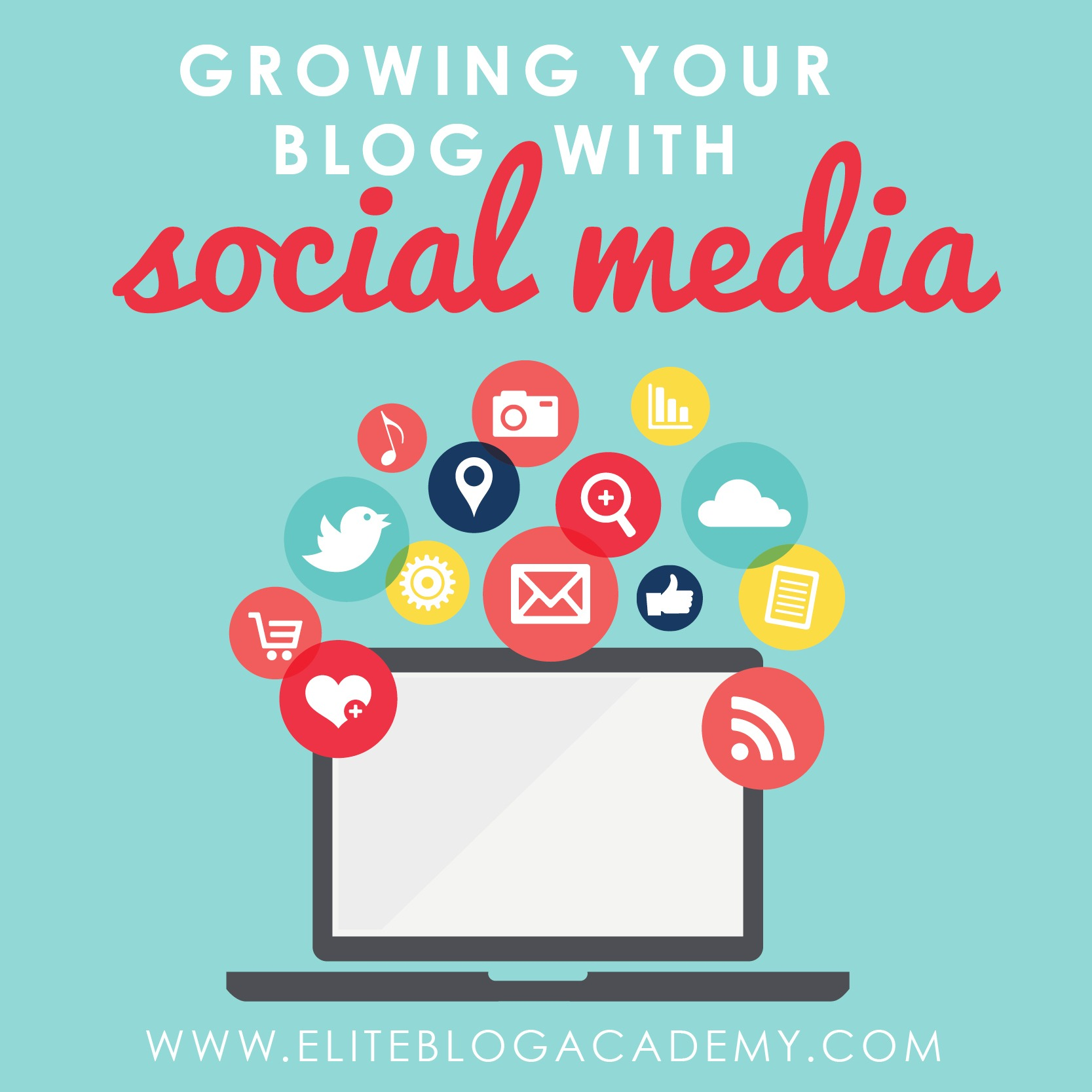 Overwhelmed w/ social media? How can you use it to specifically grow your blog? With just a little know-how, you too can use social media to grow your blog traffic & find out exactly what your audience wants--and how to give it to them. These 8 strategies will help you stop spinning your wheels w/ social media & start using it like a pro!