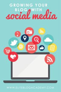 Growing Your Blog with Social Media