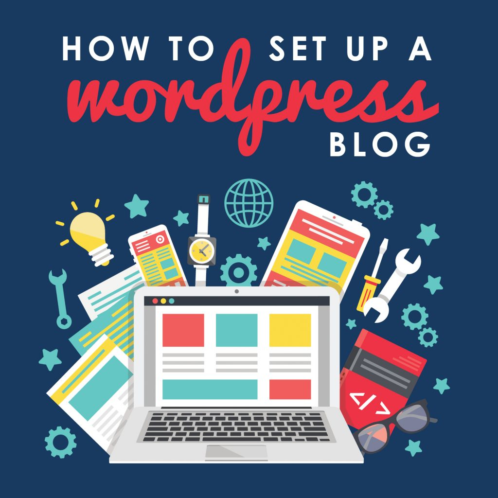 Want to begin blogging, but unsure where to start? In this post, we walk you through how to set up a WordPress blog on Bluehost in 5 easy steps!