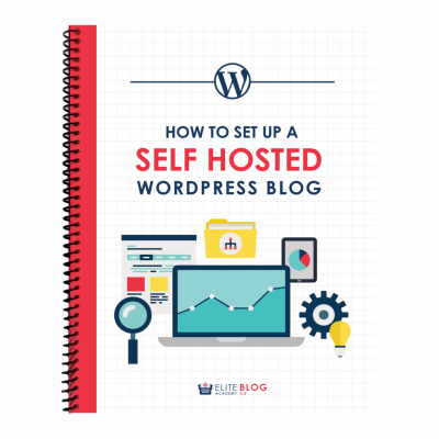 How to Set Up A Self-Hosted WordPress Blog 3D