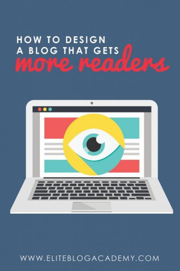 So, you've worked on building your content and refining your voice, and your readers keep coming back for more, but how do you draw them in from the get-go? Don't miss these 3 ways to make your blog stand out!